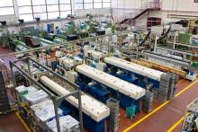 Multi-spindle lathes